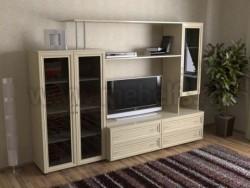 Мебельная стенка Соната-2 (без шкафа) для гостиной.