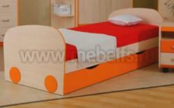 Детская кровать с ящиками ИЗД№28.1.