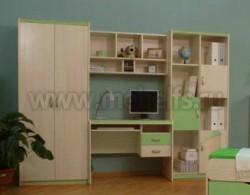 Детская комната мебель НМЖК 4.5.М.1 (ДБЭ).