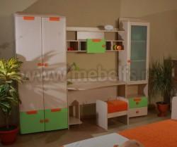 Детская корпусная мебель МДК№4.6(в.1).