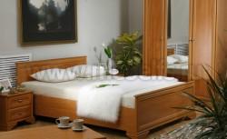 Двуспальная кровать ИЗД№08.2 (МК№21) (160х200).