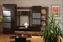 Мебельная стенка МК№31 (ВСД) для гостиной.
