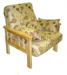 Кресло Жозефина из массива сосны.