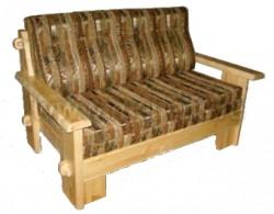 Диван-кровать Скандинавия из массива сосны