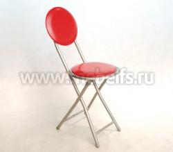 Складной металлический стул Ультра