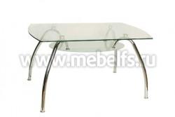 Кухонный стол стеклянный F-168