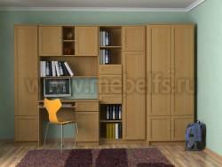 Модульная мебель для детской комнаты - УШ2 (Б).