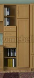 Модульная мебель для детской комнаты - секция секретер (Б).