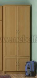 Модульная мебель для детской комнаты - секция шкаф (Б).