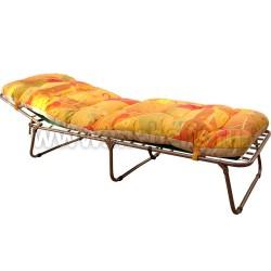 Кровать-раскладушка с матрасом (С232).