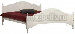 Кровать двуспальная К2 модерн 160х200 из сосны.