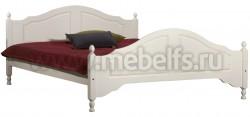 Кровать двуспальная К2 модерн 180х200 из сосны.