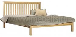 Односпальная кровать R1 (Рина) 120х190 из массива сосны