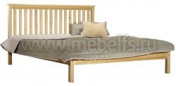 Односпальная кровать R1 (Рина) 90х190 из массива сосны