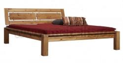 Односпальная кровать Брамминг-1 90х190 из массива.