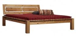 Односпальная кровать Брамминг-1 120х190 из массива.