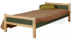Кровать односпальная Сона 80х200 из дерева.