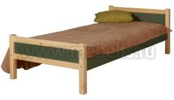 Детская односпальная кровать Сона 70х150 из дерева.