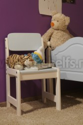 Детский стул Классик из массива сосны