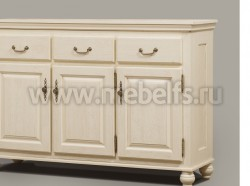 Комод Бьерт арт.1-10 с ящиками из массива дерева