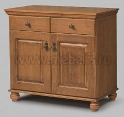 Комод Бьерт арт.1-28 с ящиками из массива дерева