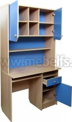Модульная мебель для детской комнаты - секция парта (БСГ).