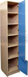 Модульная мебель для детской комнаты - секция пенал (БСГ).