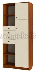 Мебель для детской комнаты - секция секретер (ЯВ).