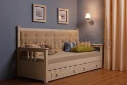 Кровать-тахта Дания мягкая 80х190см без ящиков