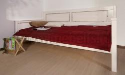 Кровать тахта Брамминг 120х200 из массива сосны