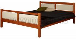 Кровать двуспальная Брамминг 160х190см из массива