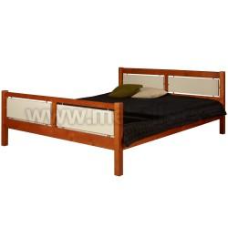 Кровать двуспальная Брамминг 180х200см из массива