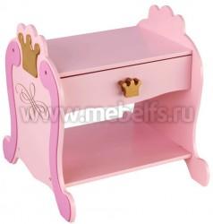 Детский прикроватный столик Kidkraft принцесса 76124_KE