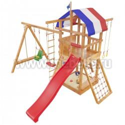 Детская игровая деревянная площадка Тасмания
