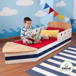 Детская кровать яхта 70х140см (76253_KE)