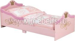 Детская кровать принцесса 70х140см (kidkraft 76139_KE)