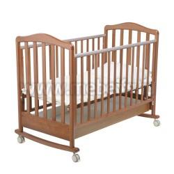 Кровать для Новорожденного Винни 60х120 (светлый орех)
