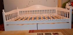 Односпальная кровать-тахта F3 (70х160) с ящиками.
