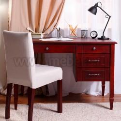 Стол письменный Дания №1 из сосны