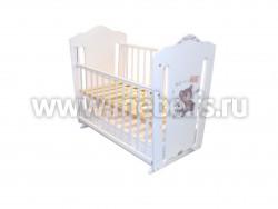 Кровать для новорожденного Amis 60x120