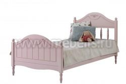 Детская кровать Айно-3 60х140 из сосны