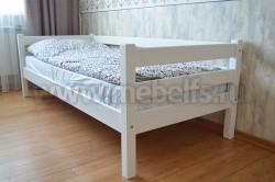 Односпальная кровать тахта Классика (90х190).