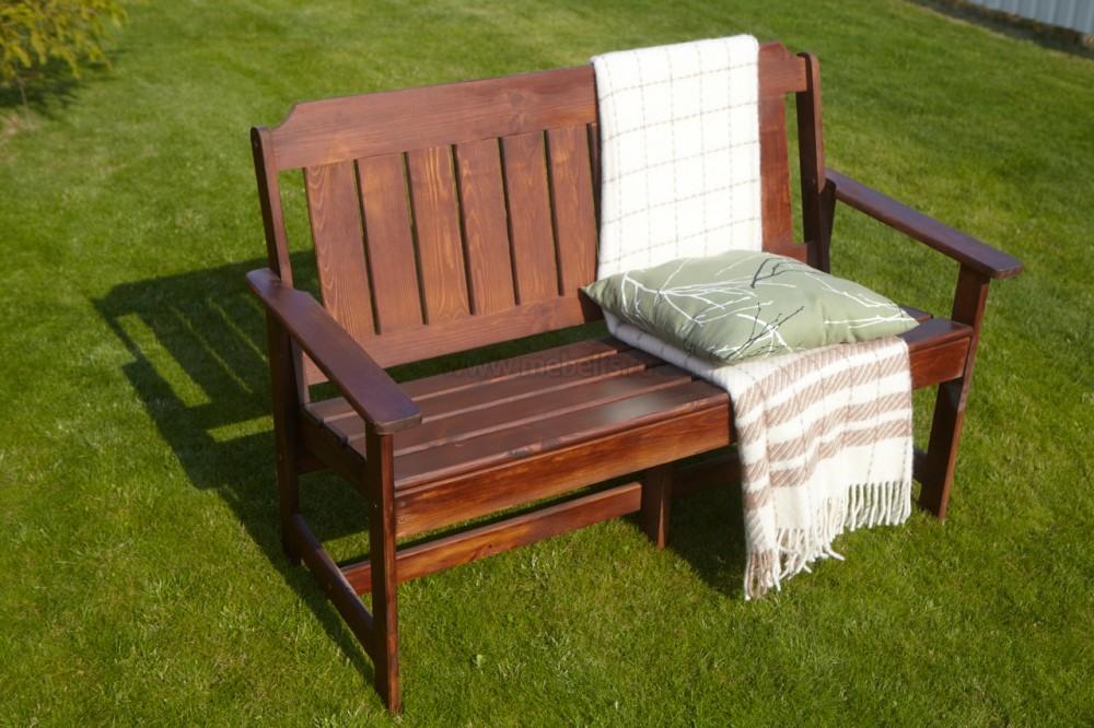 Купить скамья ярви :: Садовая мебель - Интернет магазин мебели из сосны