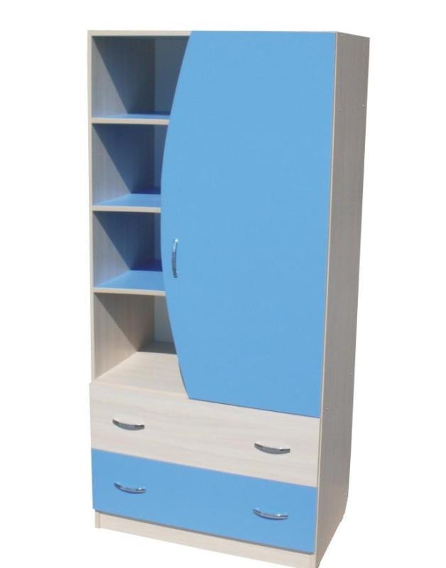 Детский шкаф мартин (дмг). - 0.00000.