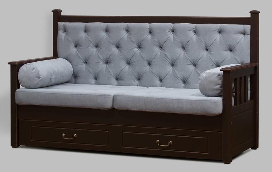 Кровать с мягким изголовьем своими руками чертежи 8